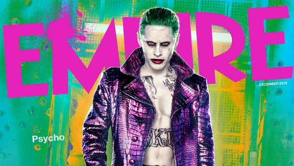 Here's looking at you, Joker: Jared Leto on 'painful' transition