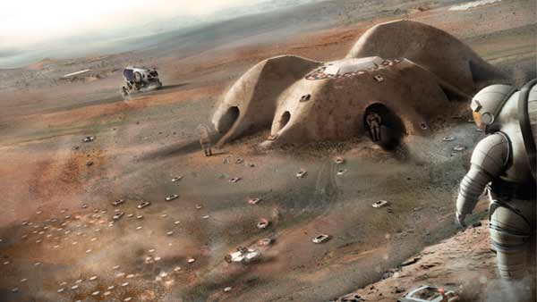 NASA to put humans on Mars within 15 years