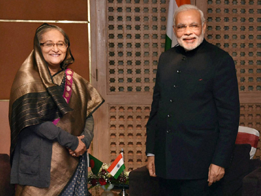 India in talks with Bangladesh over developing Payra sea port