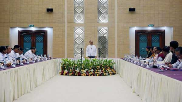 Myanmar signs peace deal with rebels