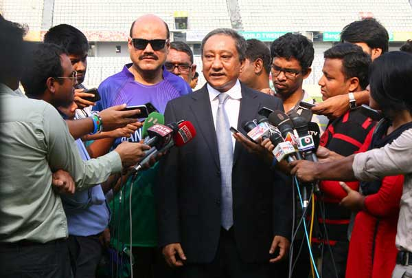 BCB chief wants Zimbabwe Test after World T20