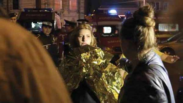 27 killed, 155 injured as deadly blaze hits Romanian nightclub