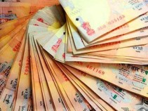 Indian Rupee opens 22 paise lower against US dollar