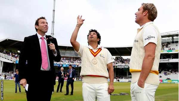 Sachin and Shane want cricket at Olympic Games