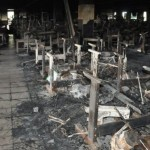 The fire at the Tazreen Fashions factory is the worst such incident in the history of the sector in Bangladesh. Photo: BBC