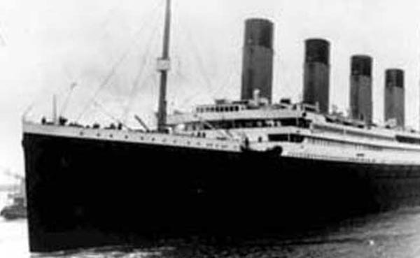Biscuit that survived Titanic is up for auction