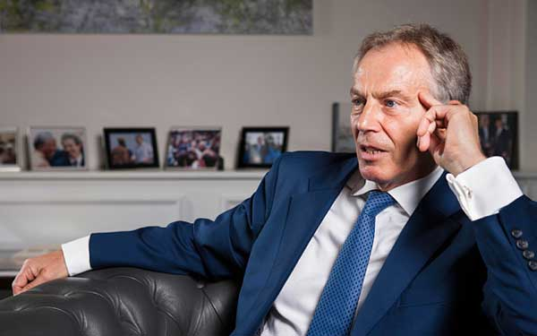 Blair takes blame for Iraq War and admits conflict caused ISIS