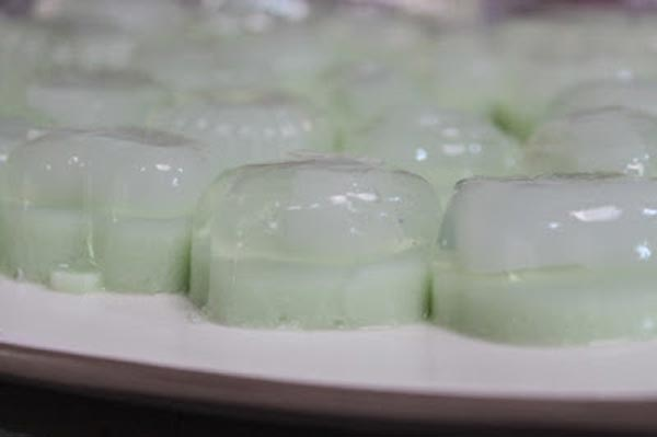 Do you want to make coconut jelly?