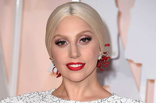 Lady Gaga presented with art award