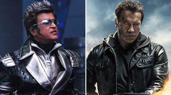 Arnold to star with Rajinikanth in Shankar's 'Enthiran 2'