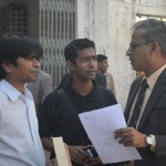 Banking Fair Bangladesh photos-Biru Pakshah Paul and AFM Asaduzzaman