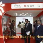 AB Bank comes with newly introduced savings product named 'Shampurna' at Banking Fair Bangladesh-2015 to bring women under banking network