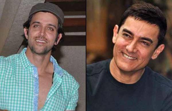 Hrithik Roshan lauds Aamir Khan's response to criticism