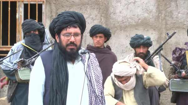 Taliban splinter group names leader