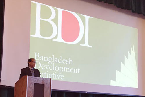 'Bangladesh's working people keeps economy growing'