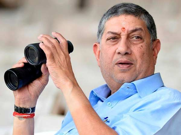Srinivasan removed as ICC chairman