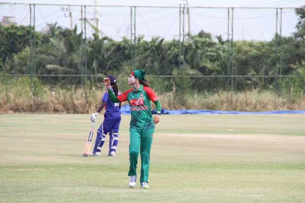 Bangladesh women thrash Thailand in World T20 Qualifier