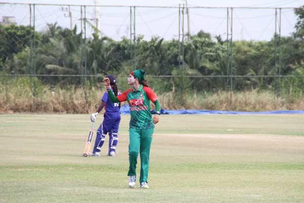 Bangladesh women thrash Thailand in World T20 Qualifier