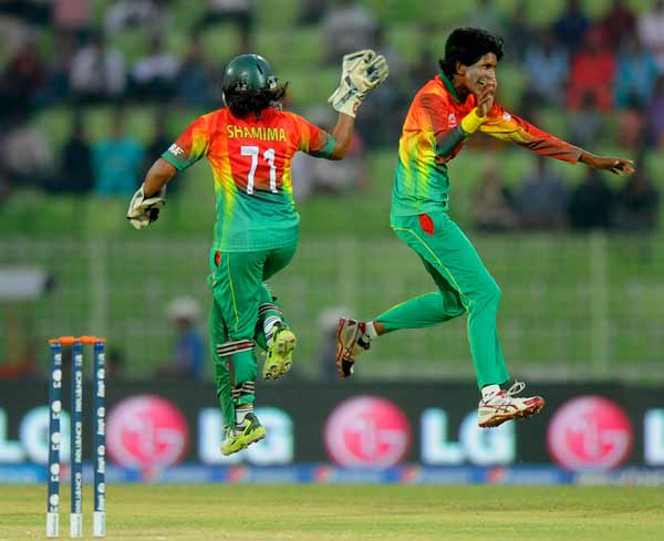 Bangladesh seal series against Zimbabwe with 8-wkts win