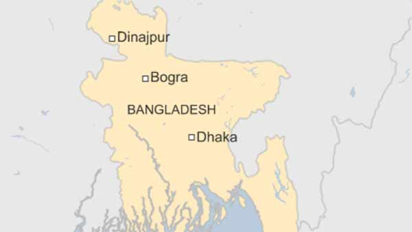 Gunman attacked on Shia  mosque in Bogra district of Bangladesh on November 26, 2015