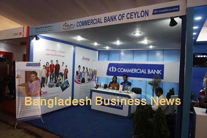 Commercial Bank of Ceylon highlights weekend services at fair