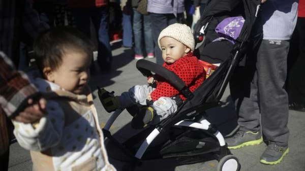 China two-child policy not valid until March