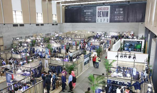 Bangladesh Denim Expo starts Tuesday