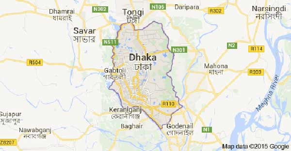 Japanese woman's body found in Bangladesh