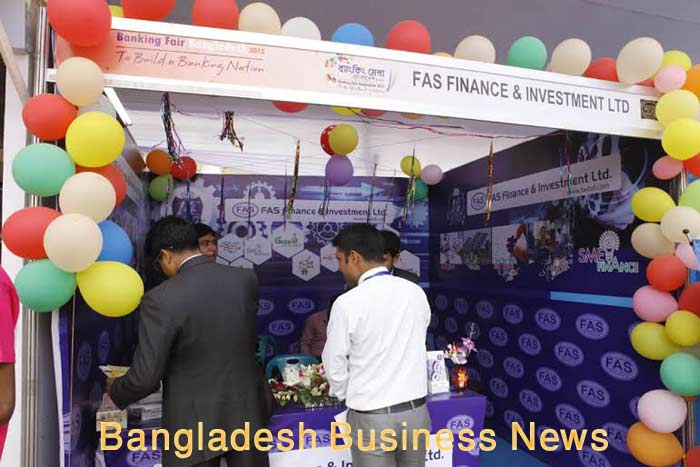 FAS finance comes with SME products