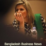 Queen Maxima of the Netherlands in Bangladesh