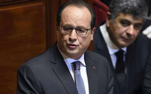Hollande vows to 'destroy' IS