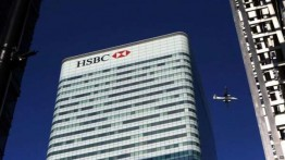 HSBC first-quarter profit falls 14%
