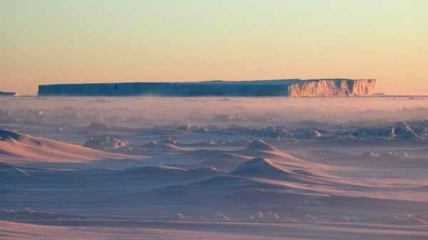 Big Antarctic ice melt scenarios 'not plausible'