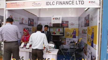 IDLC Finance Ltd participate at Banking Fair Bangladesh-2015