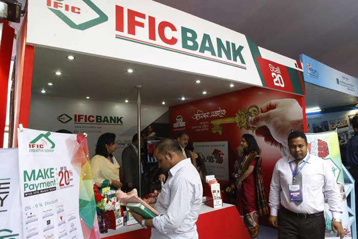 IFIC offers green products in fair