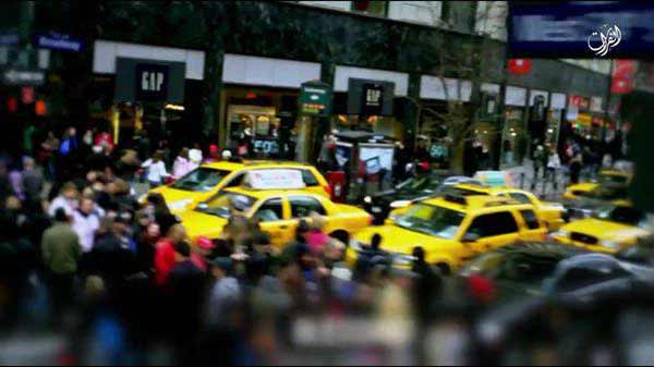 IS releases video threatening attack on New York