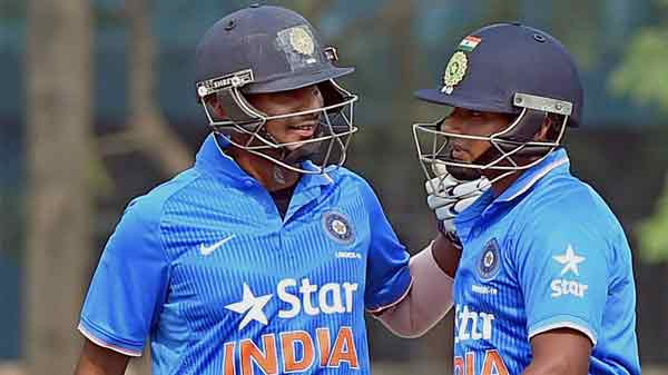 Bowlers, Sarfaraz lead India U19s to title