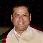 Union minister and newly appointed state BJP chief Sarbananda Sonowal