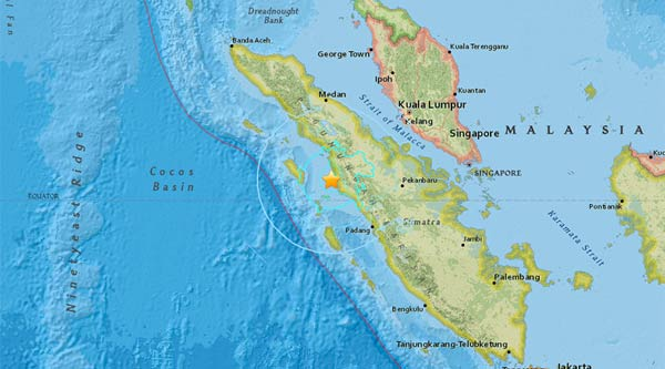 Indonesia rocked by series of earthquakes, with strongest at 6.1 magnitude
