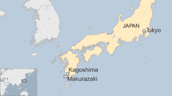 7.0 quake hits off Japan's southern coast