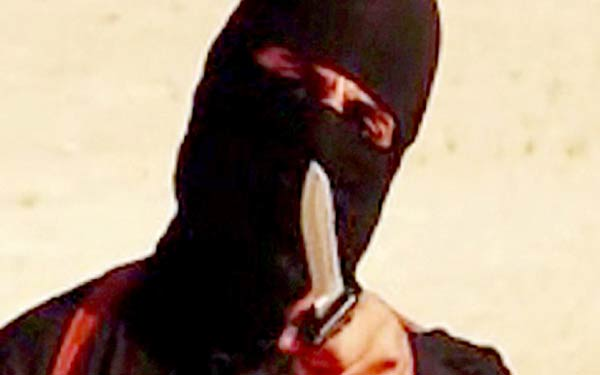 US air strike killed 'Jihadi John'