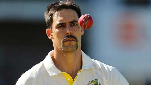 Australian fast bowler Mitchell Johnson retires from international cricket