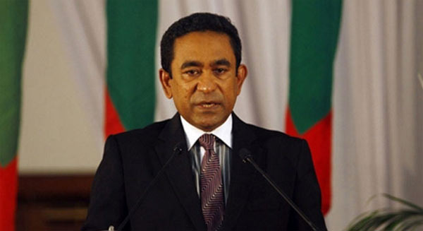 Maldives declares 30-day emergency