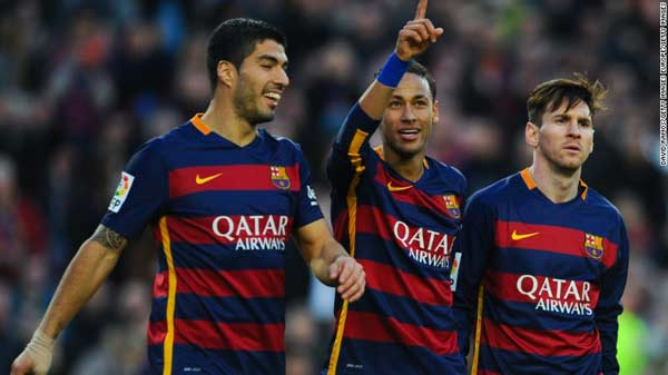 Messi on target for Barcelona against Real Sociedad