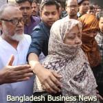 Bangladesh war criminal Ali Ahsan Mohammad Mujaheed's family