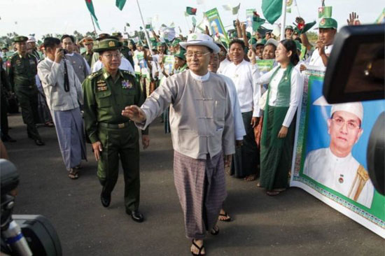 Myanmar: Final day campaigning ahead of Sunday's polls
