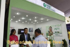 NRB Commercial Bank working for savings scheme at fair