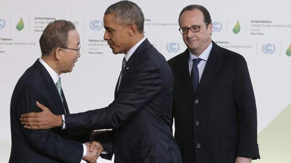 COP21: High-level climate talks open in Paris