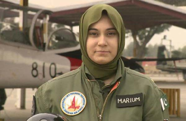 Pakistan female fighter pilot mourned after crash