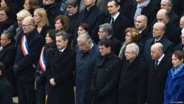France holds memorial for Paris victims